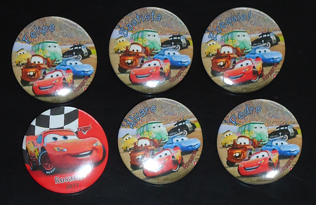 pins cars